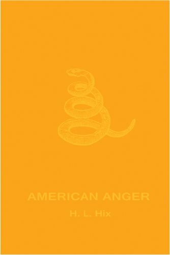 American Anger: An Evidentiary